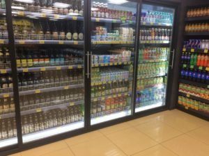 Раздвижная холодильная витрина СЛАЙДОРС 2
